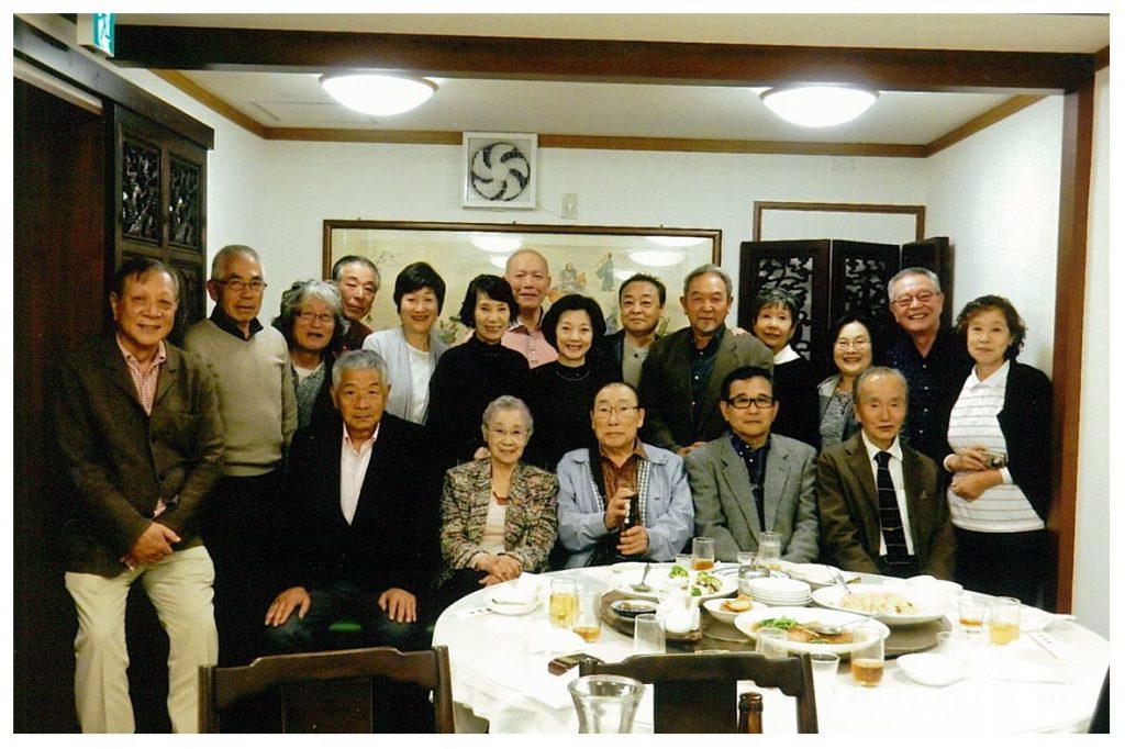 2015.10 1957卒同窓会 横浜須海閣2