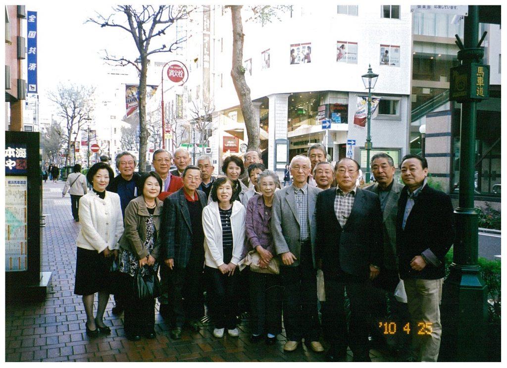 2010.4 1957卒同窓会