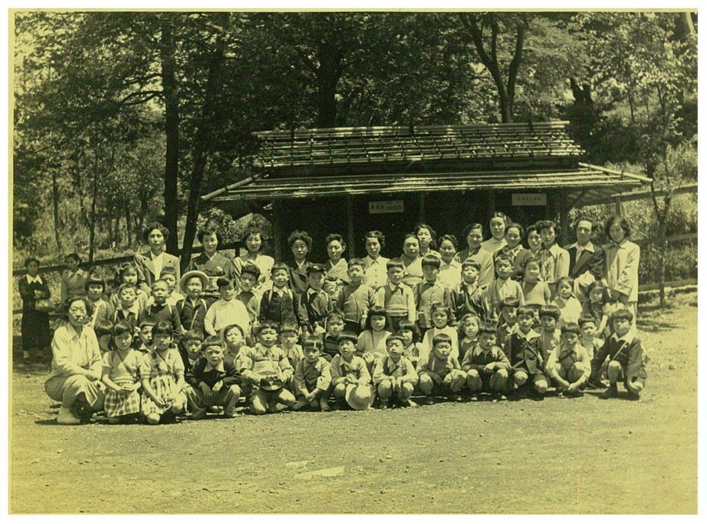 1952.5 小学校2年 野毛山動物園