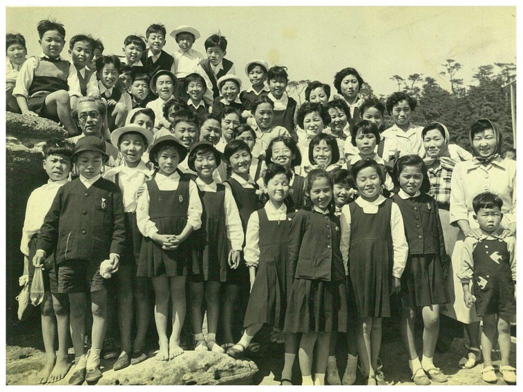 1955.5 小学校5年 三浦