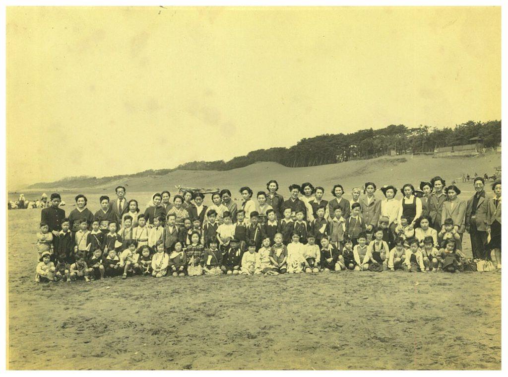 1951.5 小学校1年大磯