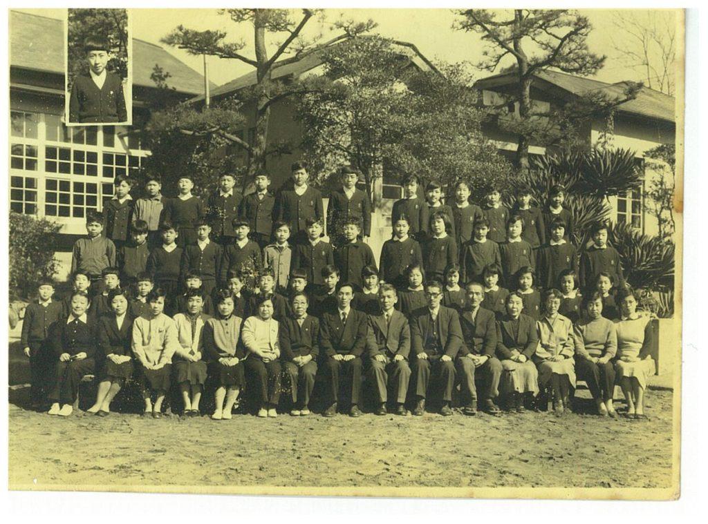 1957.3 小学校6年 卒業