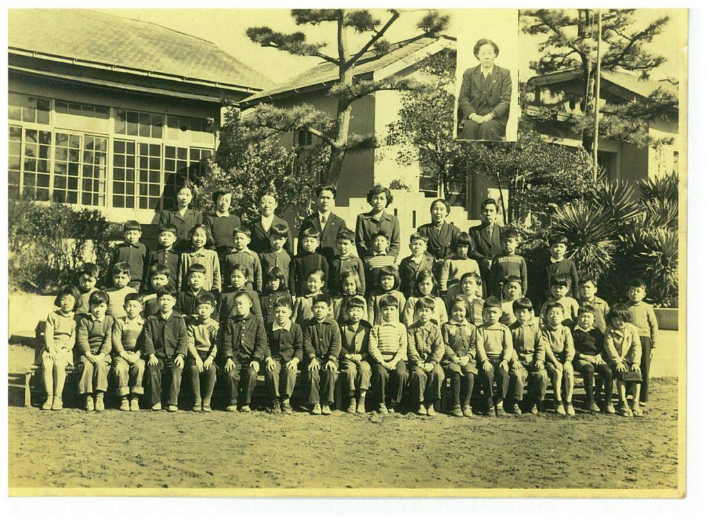 1954.2 小学校3年
