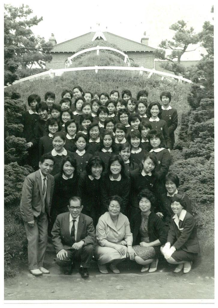 1962.6 北海道卒業旅行