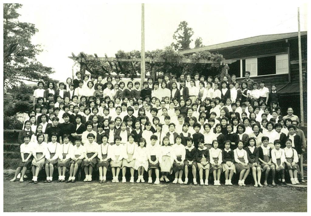 1963.6 御殿場車山山荘
