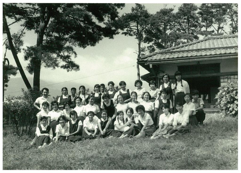 1960.夏 高校1年